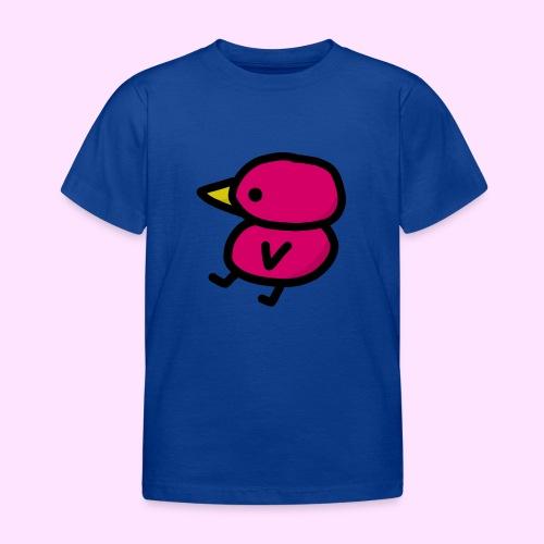 Pinkguin - Børne-T-shirt