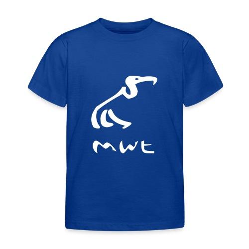 mwt avec nom - Kinder T-Shirt