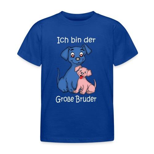 Ich Bin Der Grosse Bruder Puppy - Kids' T-Shirt