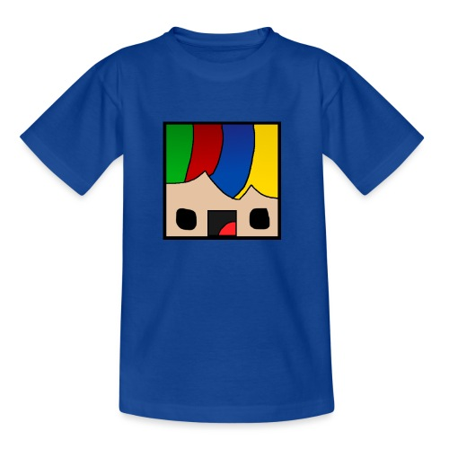 ProfSaurusCartoon - Kinder T-Shirt