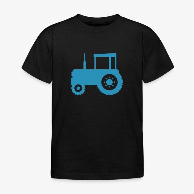 tractor silouette