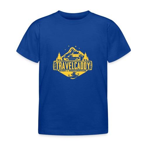 Original Travelcaddy.de Merchandise - Kinder T-Shirt