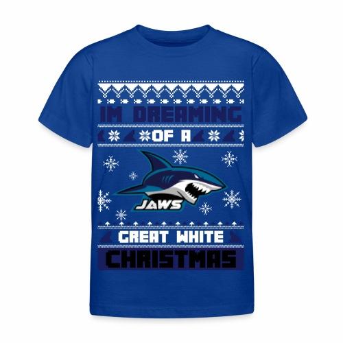Great white christmas - T-shirt barn