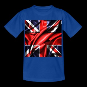 Union Jack design - Kids' T-Shirt
