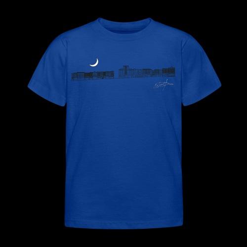 D20 El Eje Montera V1 B - Camiseta niño