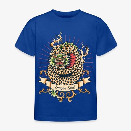 Drachengeist - Kinder T-Shirt
