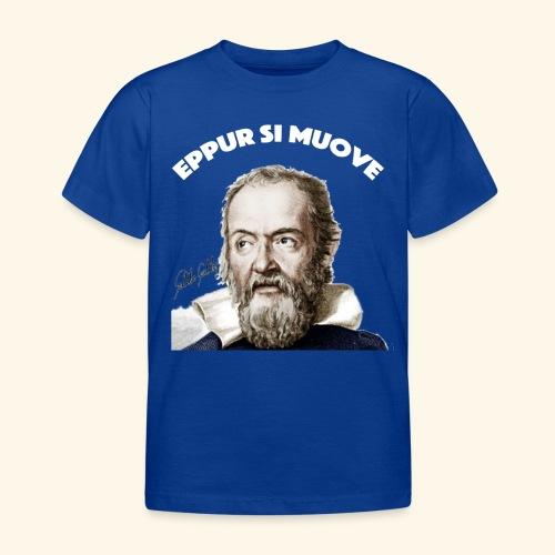 Eppur si Muove - Kinderen T-shirt