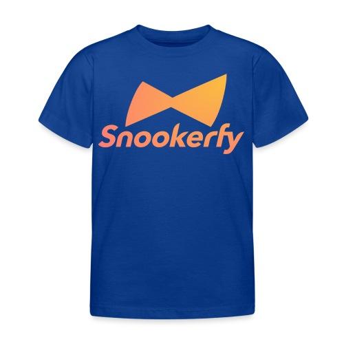 Snookerfy - Kids' T-Shirt