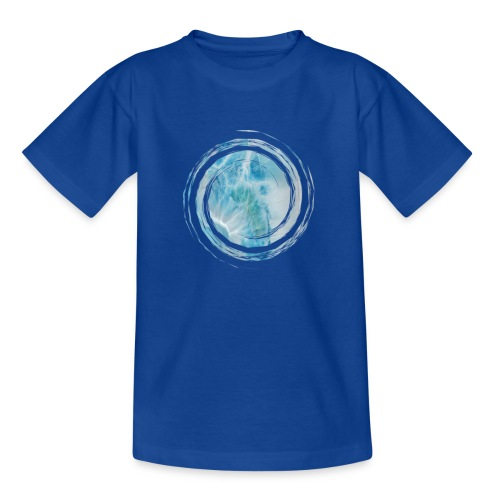 Larimar Spirale - Kinder T-Shirt