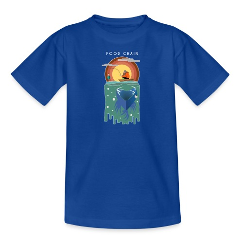 Food chain - T-shirt Enfant