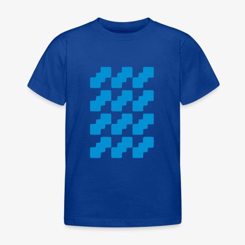 Fluid logo - Maglietta per bambini