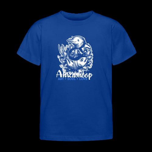 geweihbär Ahrenshoop 2018 - Kinder T-Shirt