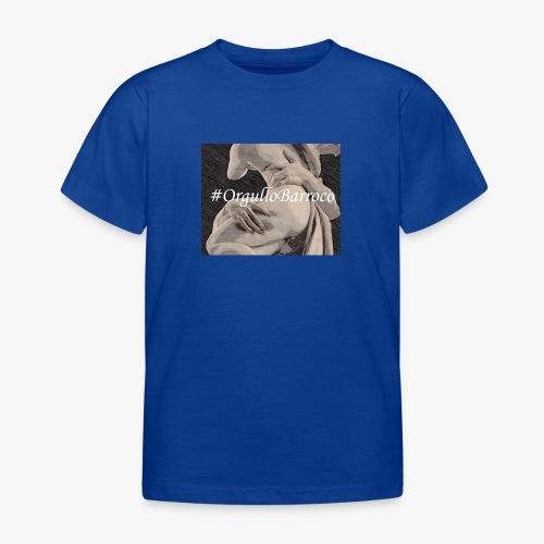 #OrgulloBarroco Proserpina - Camiseta niño