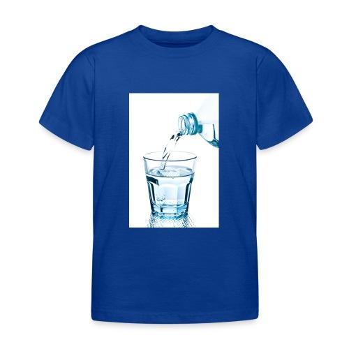 Glas-water-jpg - Kinderen T-shirt