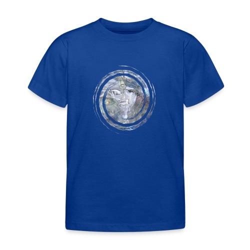 Kristall Spirale - Kinder T-Shirt