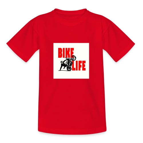 KEEP IT BIKELIFE - Kids' T-Shirt