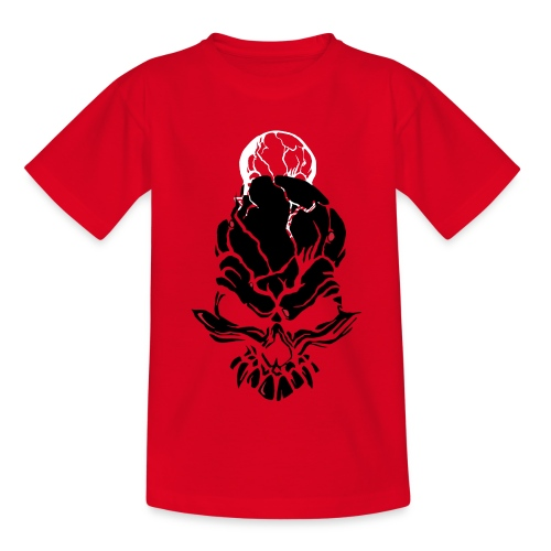F noize fronte png - Kids' T-Shirt