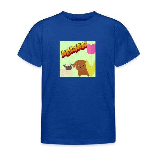 BABY og BARN - T-skjorte for barn
