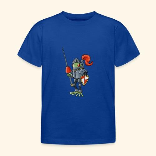 Sir Lance-a-frog Mascot - Kids' T-Shirt