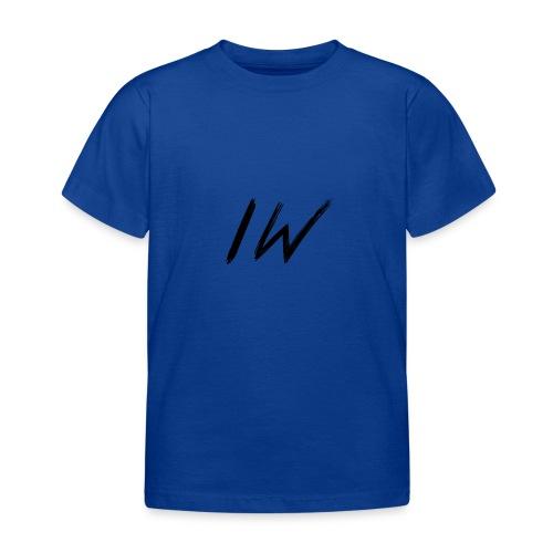 ItzWout KleinLogo 6-14Jaar - Kinderen T-shirt