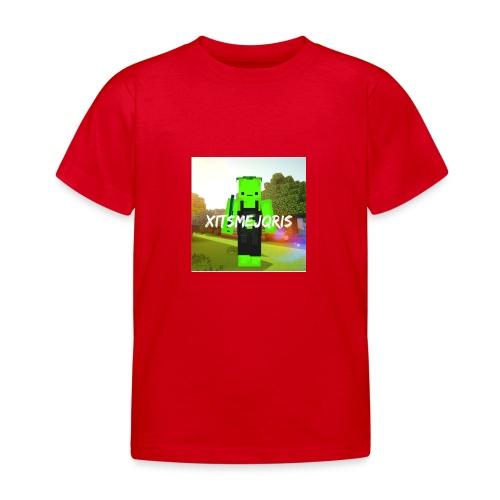 xItsMeJqris - Kinderen T-shirt
