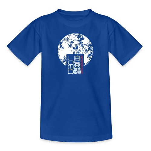 LAK pattern logo - T-shirt barn