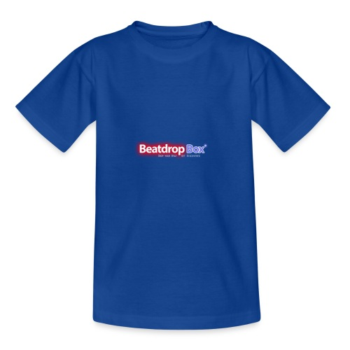 beatdropbox logo final and hires - Kinderen T-shirt