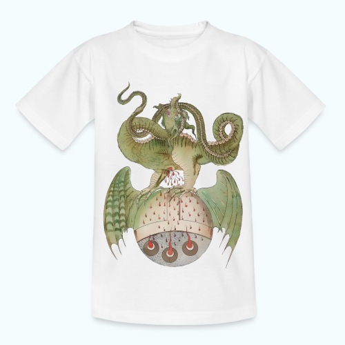 Middle Ages Dragon - Kids' T-Shirt
