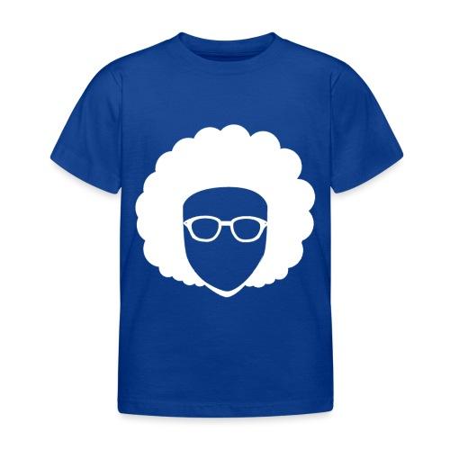 Afro Nerd - nerdy - Kids' T-Shirt