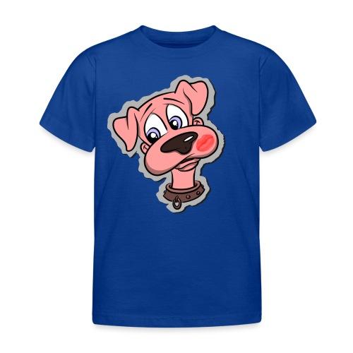 Hund zum Kuscheln - Kinder T-Shirt