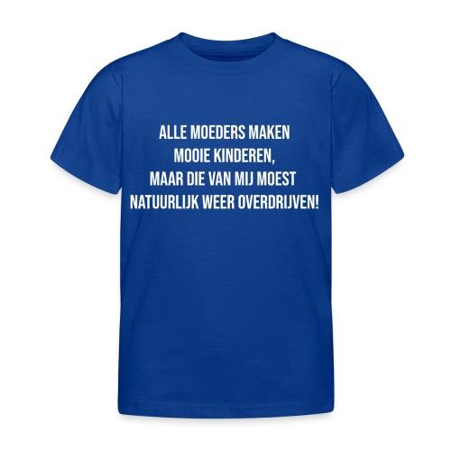MOOI KIND - Kinderen T-shirt