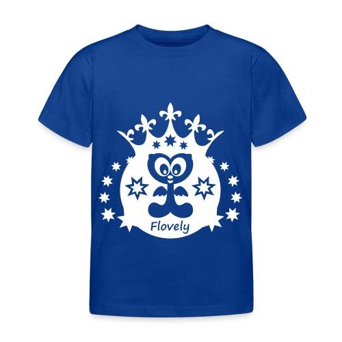 Flovely Krone - Kinder T-Shirt