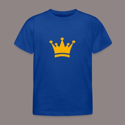 Kronen Produkte - Kinder T-Shirt