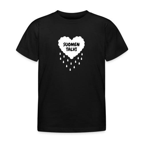 Suomen talvi - Lasten t-paita