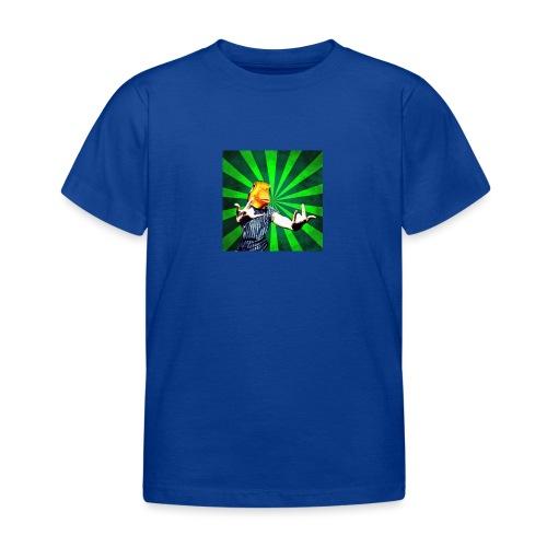 Crow duck - Kids' T-Shirt