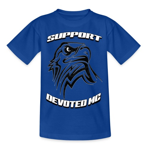 SUPPORT DEVOTEDMC E - T-skjorte for barn