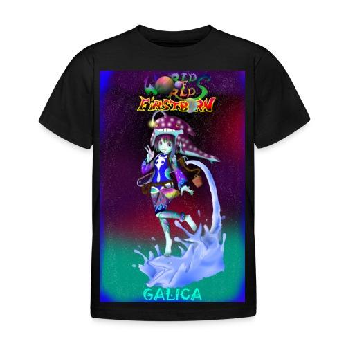 GALICA - Camiseta niño