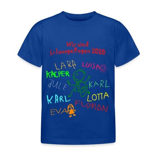 abschluss kita 2020 verbessert - Kinder T-Shirt
