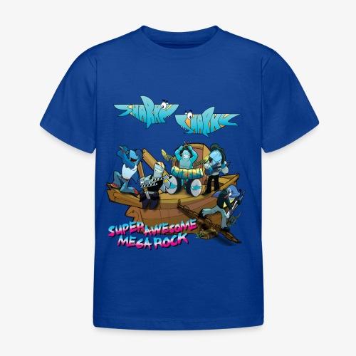 SUPER AWESOME MEGA ROCK - Kids' T-Shirt