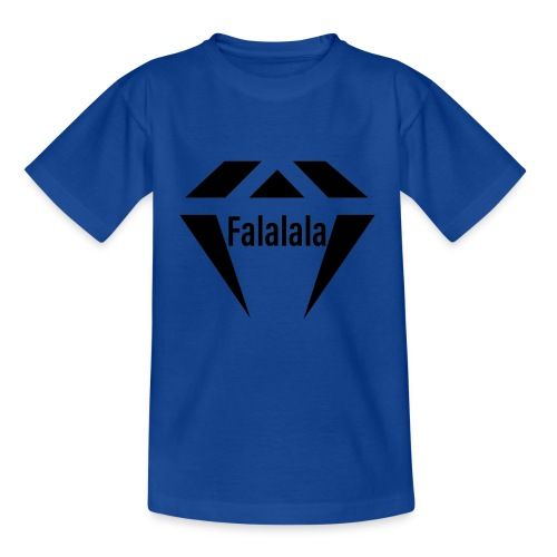 J.O.B Diamant Falalala - Kinder T-Shirt