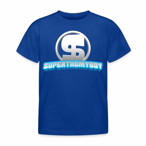 SuperThomyboy 3D style - Kinderen T-shirt