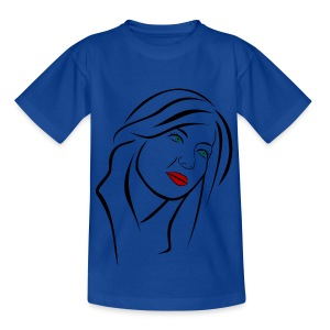 Femme - T-shirt Enfant