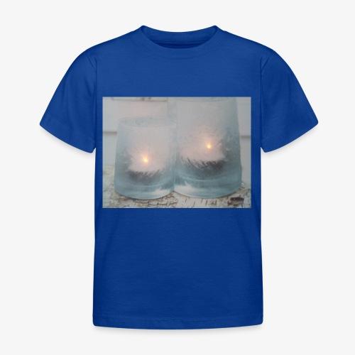 Selectie kaarslicht - Kinderen T-shirt