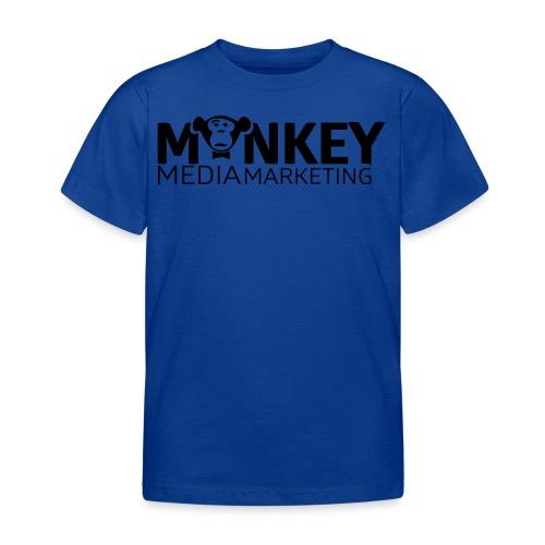 MonkeyMedia Marketing - Kinder T-Shirt