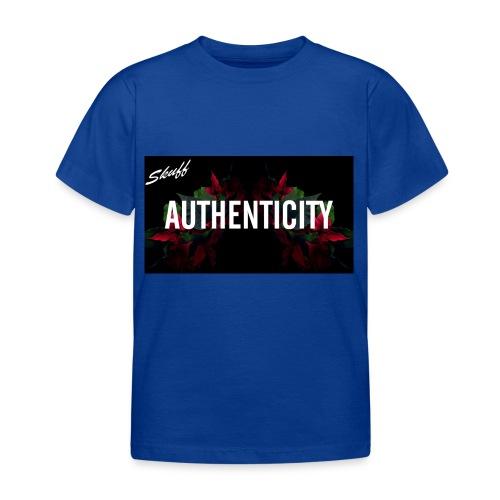 Authenticity - T-shirt Enfant
