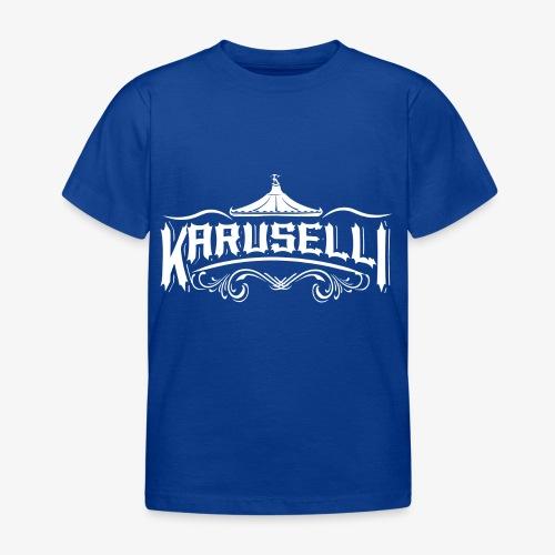 Karuselli - Lasten t-paita