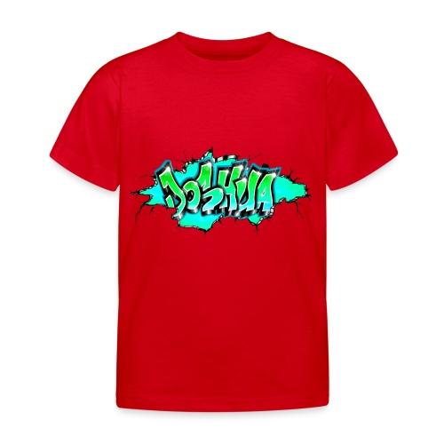 GRAFFITI JOSHUA PRINTABLE WALL BROKE - T-shirt Enfant