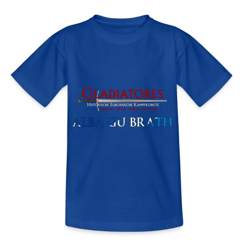 ALBAGUBRATH - Kinder T-Shirt