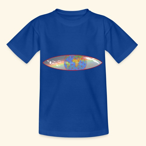 Heal the World - Kinder T-Shirt