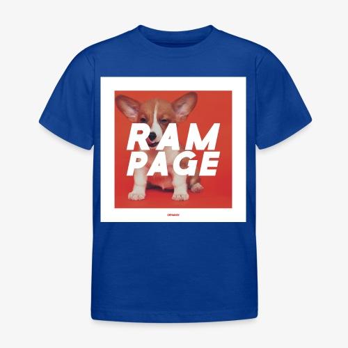 RAMPAGE #01 - Kinder T-Shirt